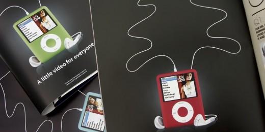 iPod Nano Christmas Campaign