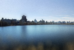 Central Park Lake View