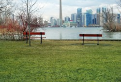 CN Tower from Toronto Islands (2493)