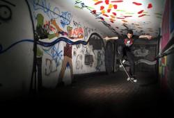 Skate Boarding (7855)