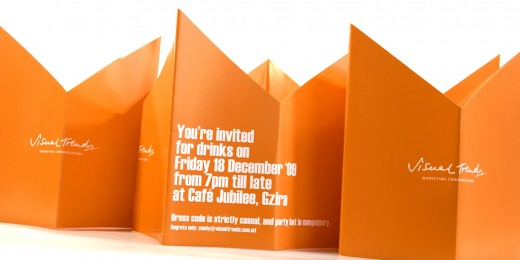 VT - Christmas Party Invite