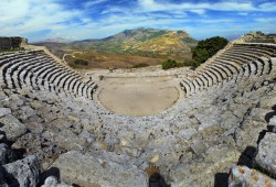 The Theatre at Segesta