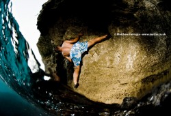 Deep Water Soloing (DSE4633)